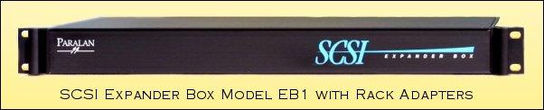 SCSI Expander Box Model EB1