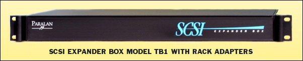SCSI Expander Box Model TB1