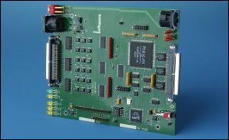 This SCSI Converter has two unique features: 1. A Universal SCSI interface that automatically detects and switches to the SE, LVD or HVD mode depending on the peripherals connected to it. 2. A feature that blocks all SCSI WRITE commands to prevent writing to peripherals